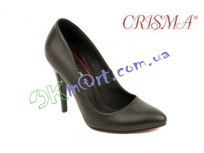 Женские ботинки из натуральной кожи классика